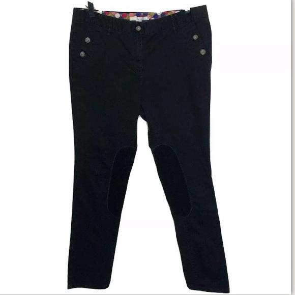Boden Pants - Boden Pants 10 Blue Jodhpur Trousers Chino Women